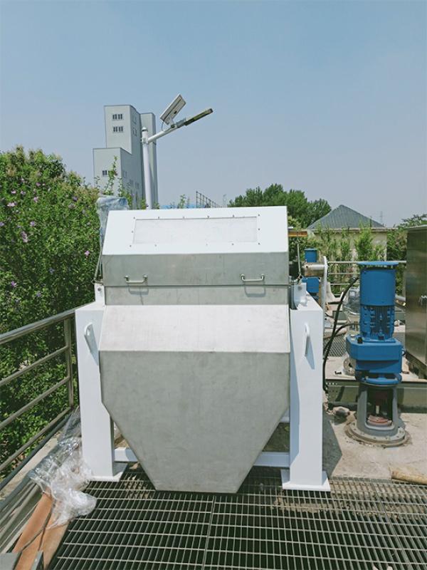 磁絮凝污水處理設備-磁載入沉澱澄清設備