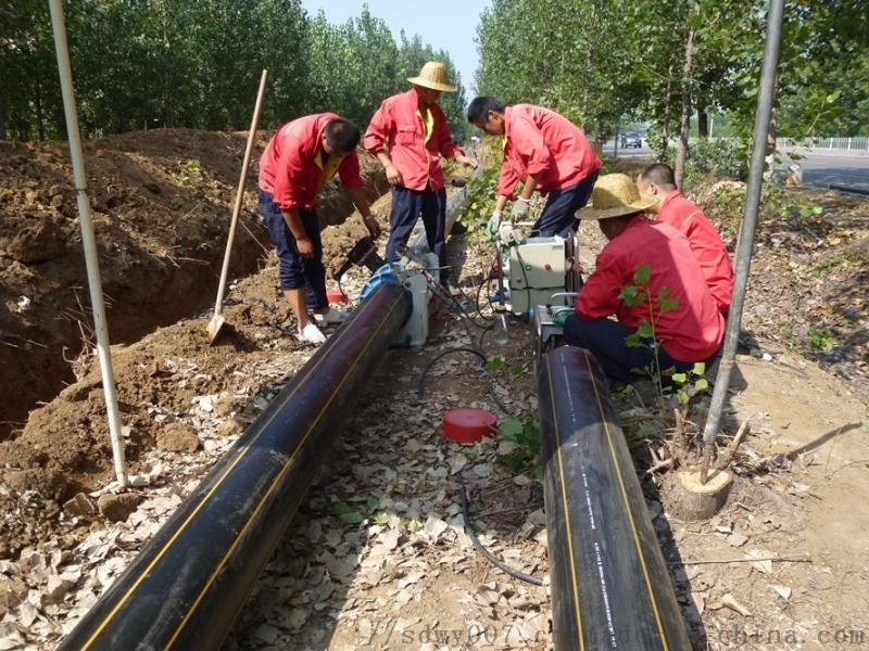 山東生產pe燃氣管的廠家_北歐化工原料燃氣管