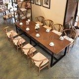廠家直銷中式實木餐椅餐廳扶手椅