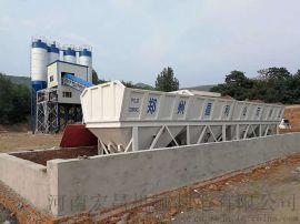 河南宏昌HZS120混凝土搅拌站设备厂家