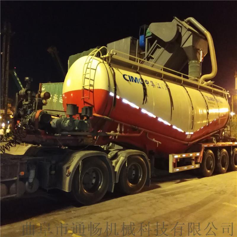 廣西建材粉料拆箱卸灰機 集裝箱卸料設備 翻箱卸灰機