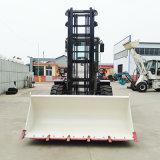 工程建築材料重物裝卸叉車 多功能越野叉車