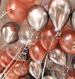 杭州长期供应铝膜氦气球礼仪装饰节庆氦气球