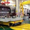 55吨电瓶平板车60吨铸钢厂轨道平车63吨车间轨道转向平板车65吨防爆轨道车