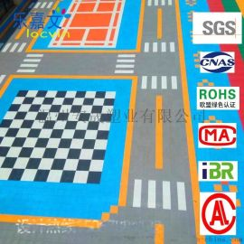室内篮球场地板  篮球场网球场羽毛球场塑料地板