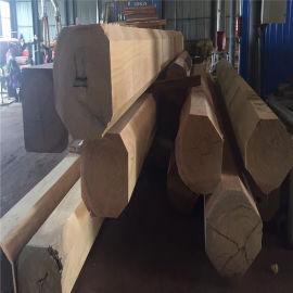 定做巴劳木防腐木实木地板厂家正宗巴劳木防腐木行情