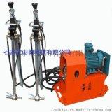 石家庄MYT-125/330液压锚杆钻机一泵双机