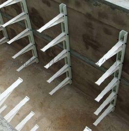 玻璃钢电缆支架 复合材料预埋式横担支架