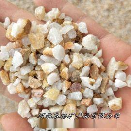 本格销售石英砂 铸造滤料石英砂20-40目石英砂