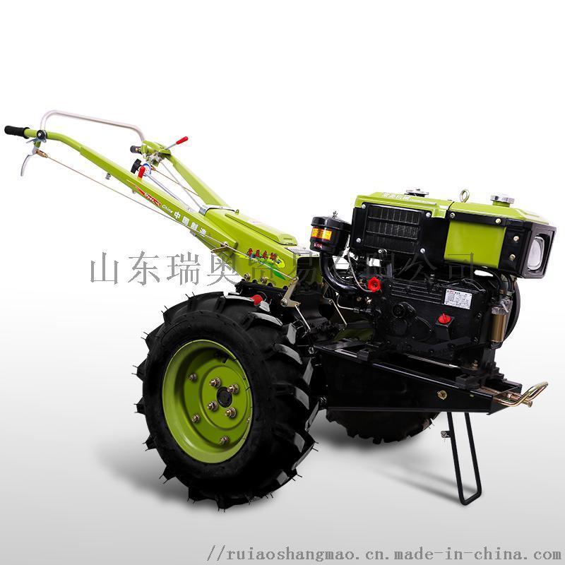 农用手扶拖拉机手摇风冷柴油机动力