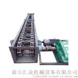 刮板輸送機標準 刮板式排屑機圖片 LJXY 板鏈刮