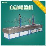 自動烤漆線設備 自動噴漆機小型 環保噴塗設備