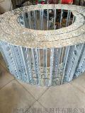 鋼廠扒渣機鋁水鋼製拖鏈 滄州鋁水鋼製拖鏈