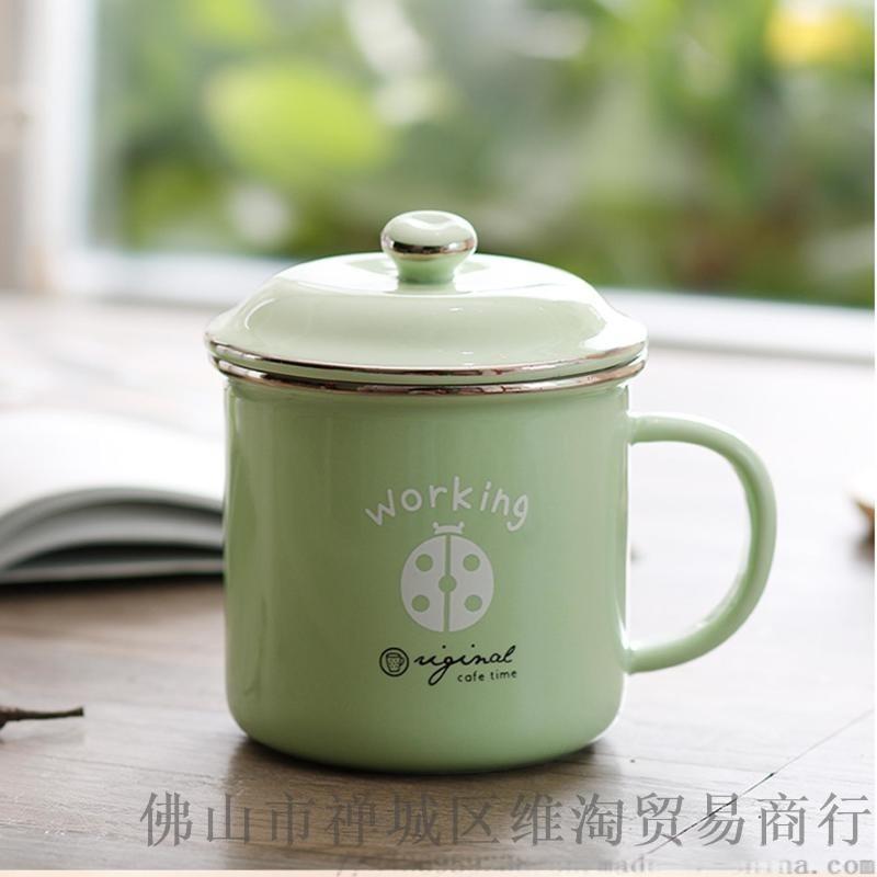 佛山陶瓷马克杯定制,专业的陶瓷杯厂家