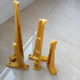 玻璃钢电缆固定支架螺钉式电缆托架规格