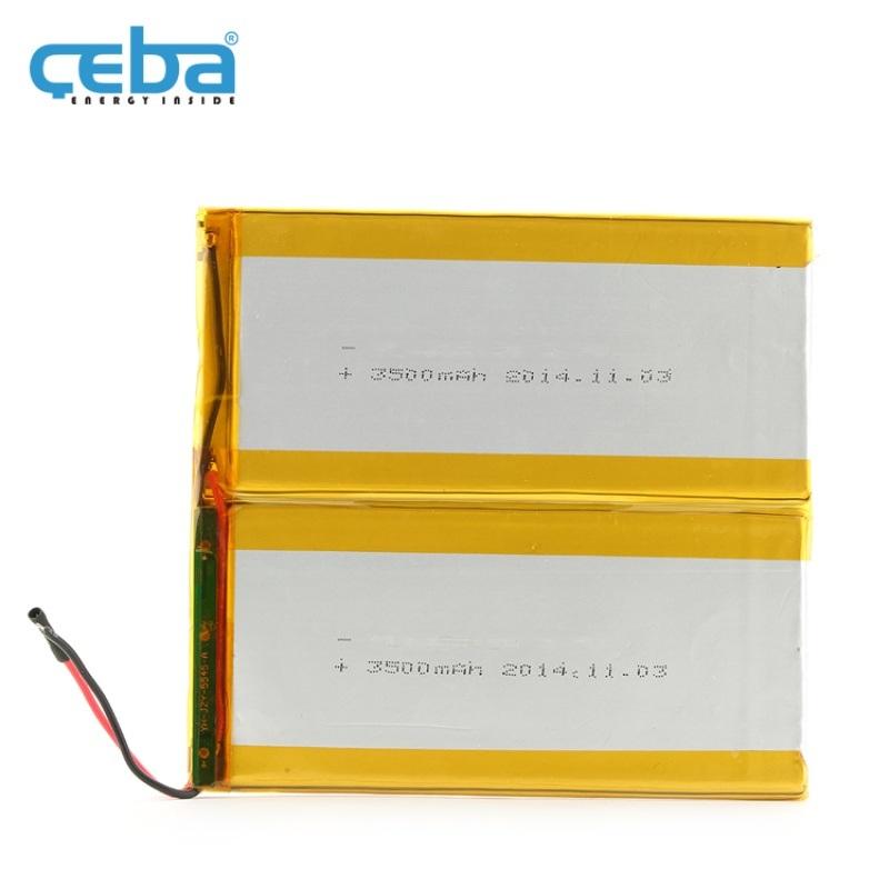 3.5Ah电子阅读器YL4358120聚合物电池