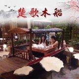 许昌鄢陵装饰餐饮船6米餐饮船出售