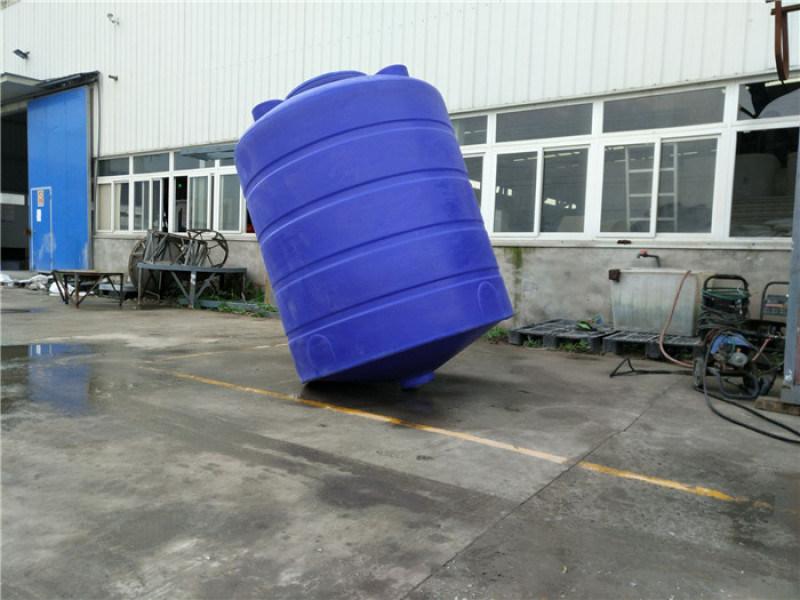 涼山彝族自治州錐底PE水塔錐底塑料儲罐廠家
