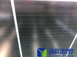 100W叠瓦玻璃层压太阳能板