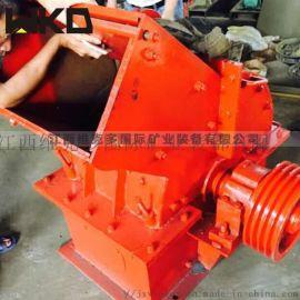 河南锤式破碎机 小型移动锤破 煤矿石破碎机生产线