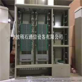 三网合一288芯双排光缆交接箱