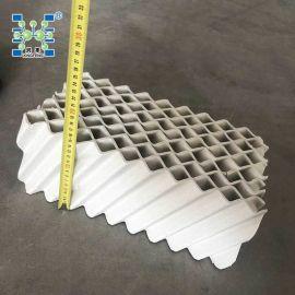 供应125Y/150X陶瓷规整波纹填料