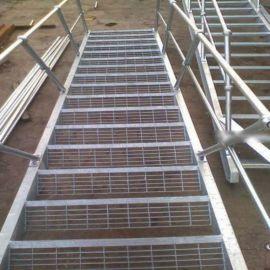 惠州 齿形钢格板 平台抗压防滑板 钢格板厂家直供