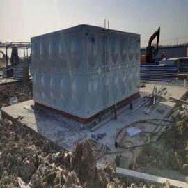 焊接式不锈钢水箱养殖用铁皮水箱
