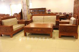 西安仿古傢俱│古典沙發│仿古沙發│紅木沙發│實木沙發供應