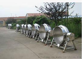 诸城九龙适用于罐头蜜饯饮料专业不锈钢夹层锅