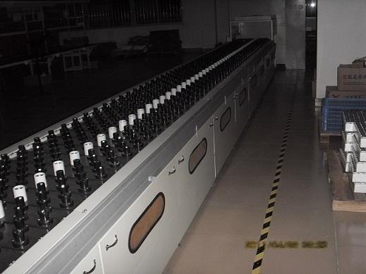 珠海斗門T5T8綜合老化線 拱北流水線 香洲電子鎮流器老化線 九洲裝配拉線