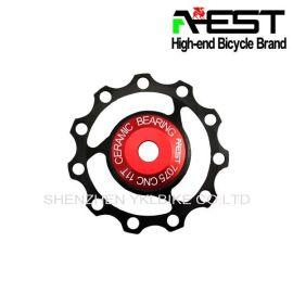 CNC KCNC铝合金自行车导轮