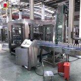 廠家直供瓶裝純淨水灌裝機設備 三合一液體灌裝機小瓶灌裝生產線