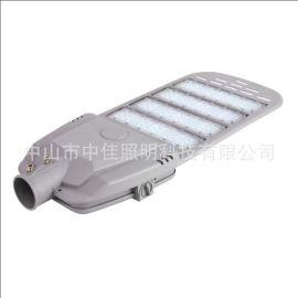 led路灯头新款摸组路灯 户外单颗200W摸组路灯头 全铝压铸道路灯