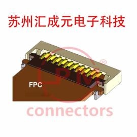 苏州汇成元电子供信盛 MS24022P12B 连接器