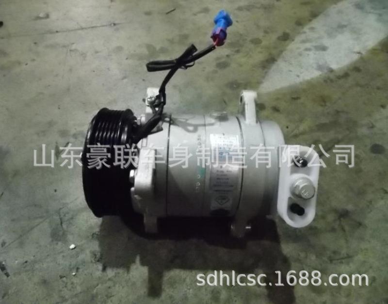 一汽解放解放骏威空调压缩机解放骏威空调压缩机厂家直销价格图片
