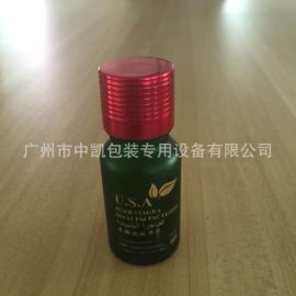 厂家定制液体灌装生产线 指甲油 精油自动灌装线 西林瓶自动灌装