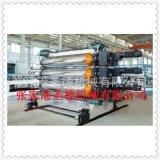 供應PVC石塑裝飾板,PVC片材,廣告片材生產線
