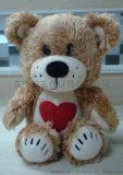 毛绒熊玩具
