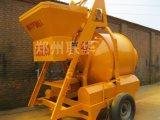 JZM500滾筒式混凝土攪拌機