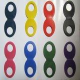 【蒼南廠家直銷】塑料扇柄 O型扇子手柄 pp扇柄 顏色多樣