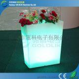 LED发光花盆 发光家具 装饰情景花盆 PE环保材质