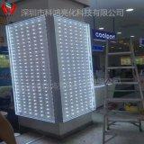 科鴻 新款3030漫反射拉布燈條LED捲簾燈箱燈條LED透鏡燈