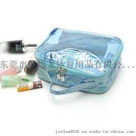 厂家定制pvc化妆拉链袋时尚箱包皮具女包化妆品包