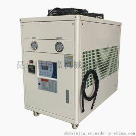 5P冷热两用一体机 制冷加热可自动切换恒温工业冷水机 冷热一体机