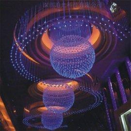 光纤水下灯 园林灯 光纤照明系统工程
