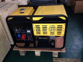 DG12000LE大雷9KW双缸风冷柴油发电机组