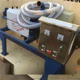 猪粪牛粪挤水机鸡粪污水自动分离机280型牛粪处理机
