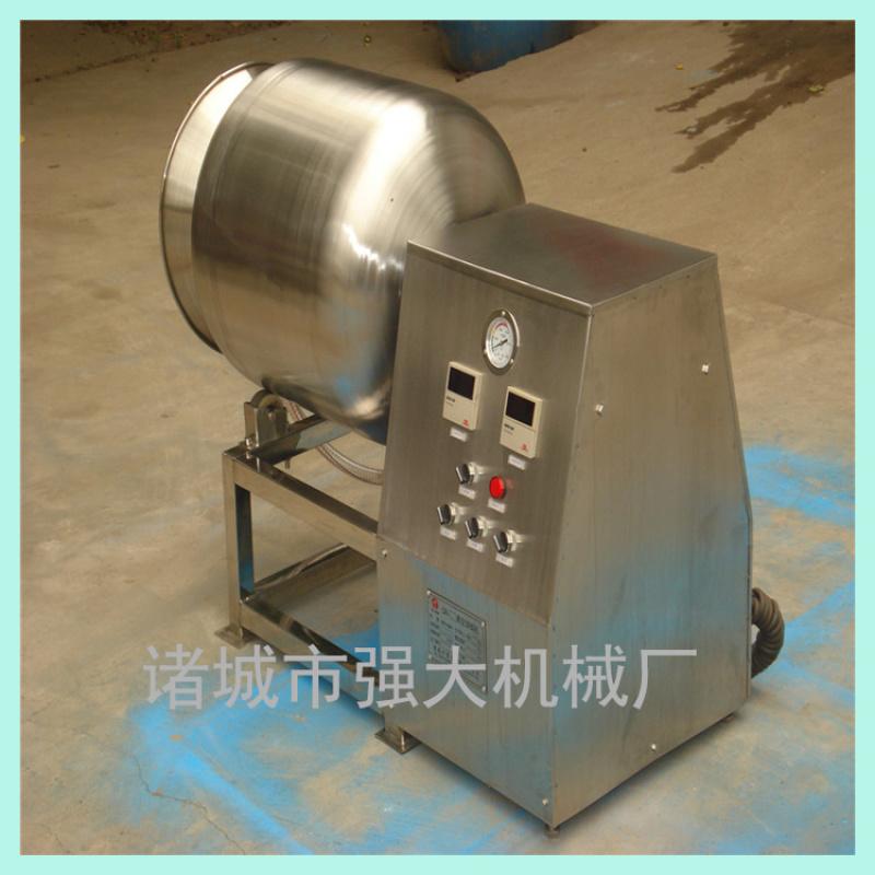 厂家直销强大300L烧烤肉真空滚揉机鸡柳鸡背滚揉机