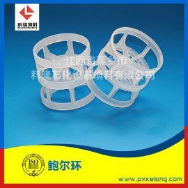 增强RPP鲍尔环 阻燃PP鲍尔环 塑料鲍尔环填料